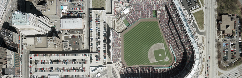 Jacobs Field Vertical